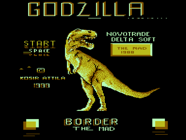 File:Godzilla Commodore 16 Title.png