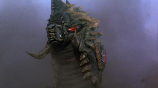 File:Godzilla and Mothra Battle For Earth - Battra Larva Attacks.png