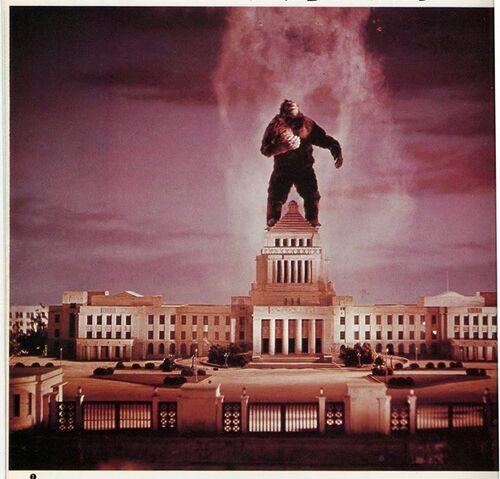 File:Rare King Kong vs. Godzilla Promotional Picture.jpg