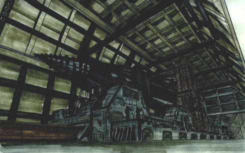 File:Concept Art - Godzilla Final Wars - Gotengo Docking Bay 2.png