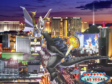 Save the Earth- Rampage in Vegas