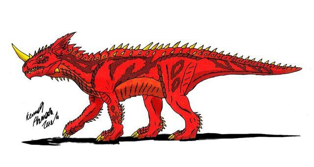 File:Neo Daikaiju BARAGON by Dino master.jpg