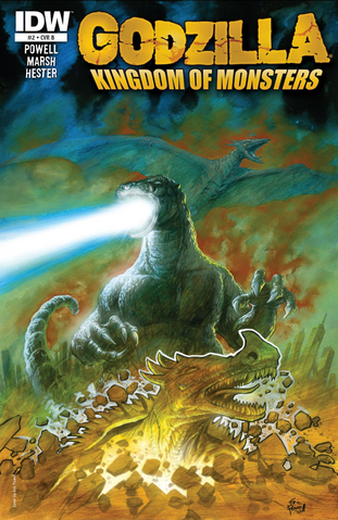 File:KINGDOM OF MONSTERS Issue 2 CVR B.png