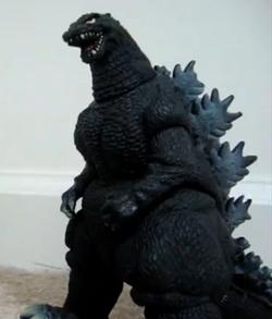 MIB - Godzilla