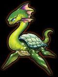 Ocean Dragon Art