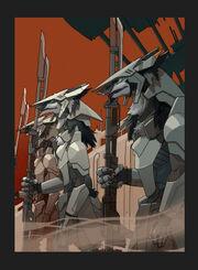 Shigu armies