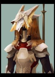 Garden knight