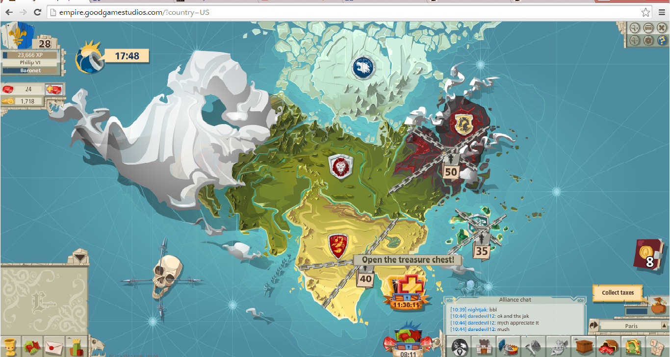 empire four kingdoms goodgame