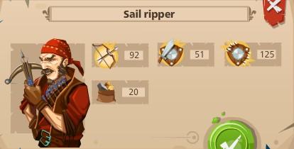 Sail ripper