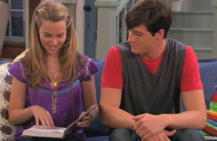 Good Luck Charlie Spencer