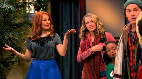 Good Luck Jessie NYC Christmas - Disney Channel Official