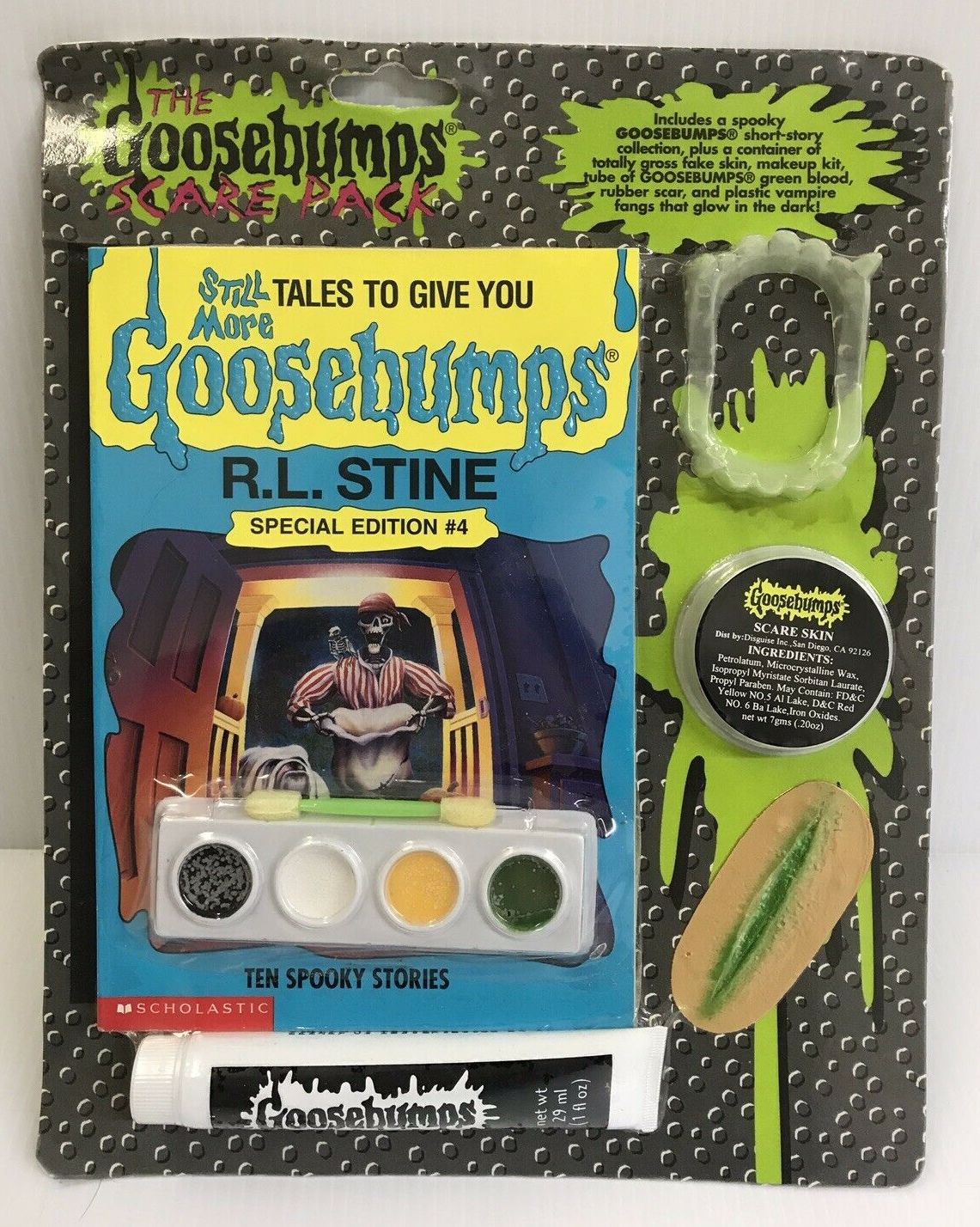 more tales to give you goosebumps pdf