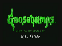 Goosebumps TV Show