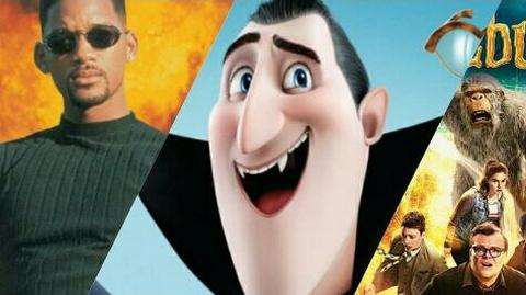 2018 Upcoming Movies Hotel Transylvania 3, Bad Boys 3 and Goosebumps 2 release date