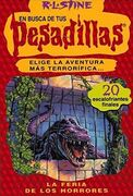 Escape from the Carnival of Horrors - Spanish Cover - La feria de los horrores 1