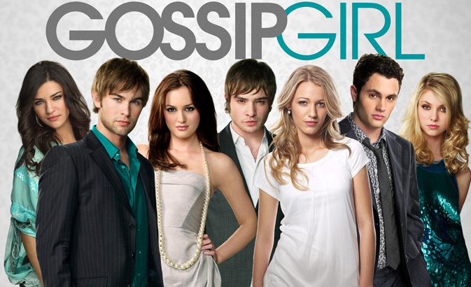 Image result for gossip girl seasons
