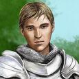 Sworn Sword Male Chivalrous Knight
