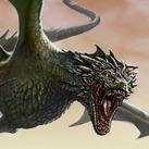 Mature Green Dragon