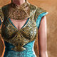Daenerys's Qarth Dress