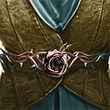 Olenna's Rose Belt