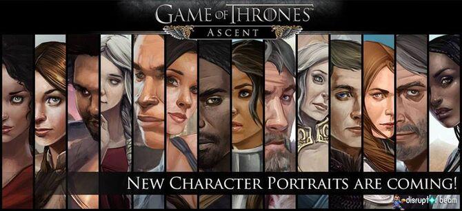News New Character Portraits
