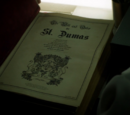 The Will and Order of St. Dumas