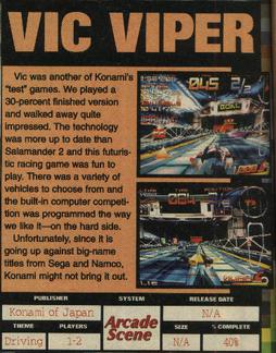 Vic viper (game)