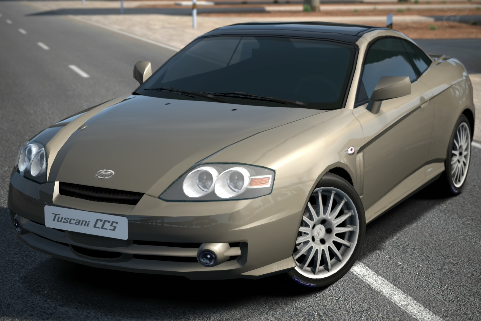 Hyundai Tuscani Ccs 03 Gran Turismo Wiki Fandom Powered By Wikia