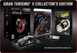 GT5 CollectorsEd