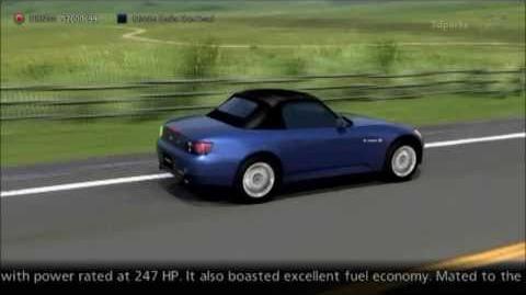 Honda S2000 '99