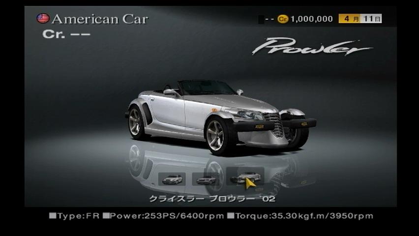Chrysler Prowler '02   Gran Turismo Wiki   FANDOM powered ...