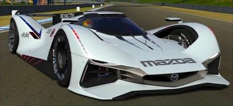 Mazda LM55 Vision Gran Turismo | Gran Turismo Wiki ...