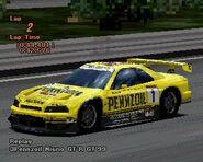 Nissan PENNZOIL Nismo GT-R (JGTC) '99 (GT2)