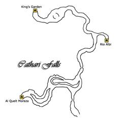 Catharifallsmap