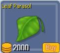 LeafParasol