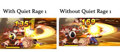 Sieg ST Quiet Rage 1