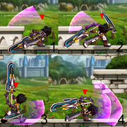 Prime Knight combo