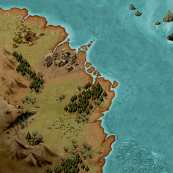 Messina Map