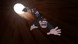 S1e14 falling into the pit