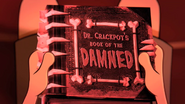 Pilot Dr. Crackpot's Book of the Damned