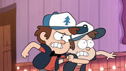 S1e7 tyrone and dipper fight
