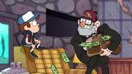 S1e11 hidden money