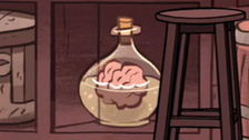 S1e5 brain flask
