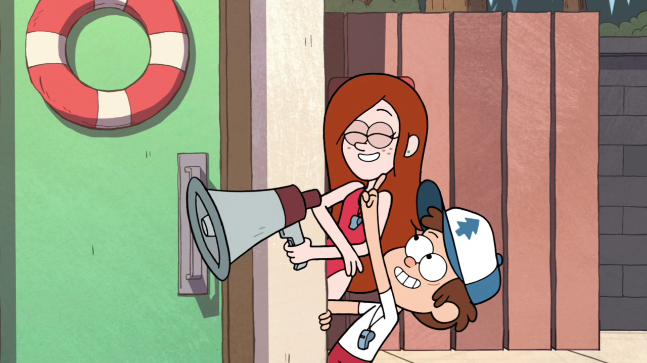 The Time Travelers Pig   Gravity Falls Wiki   FANDOM
