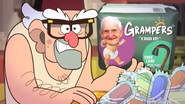 Pilot Please, please, they're called Grampers