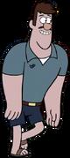 Hank appearance