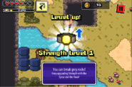 PinesQuest- Level up!
