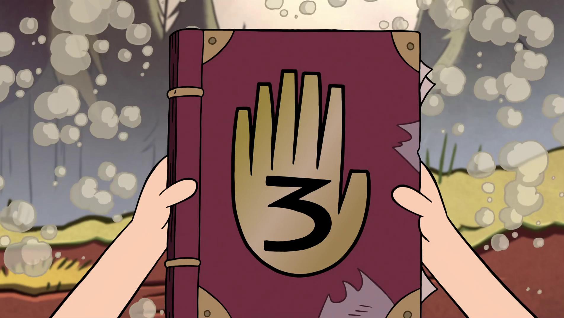 Как сделать своими руками дневник из гравити фолз