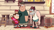 S1e11 Mabel is on fire
