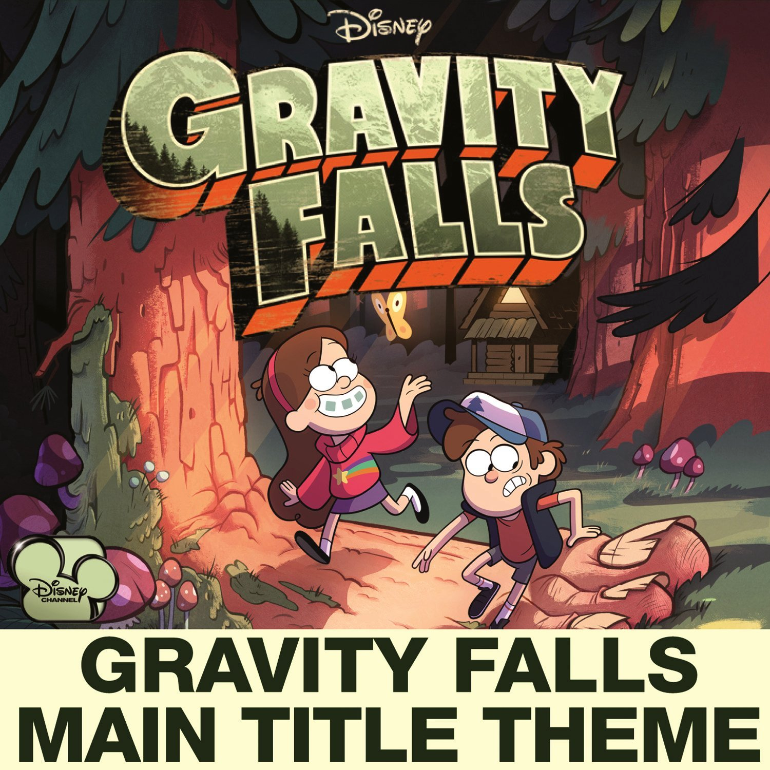 Gravity Falls Season Gravity Falls Main Title Theme
